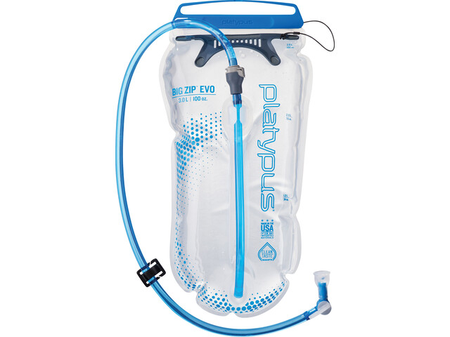 Platypus Big Zip EVO 3L clear